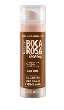 Base Líquida Matte HD 30ml 8 Fernanda - Boca Rosa Beauty by