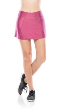 Short Saia Fitness Perfect Basic - Rosa