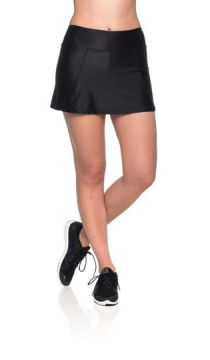 Short Saia Fitness Perfect Basic - Preta
