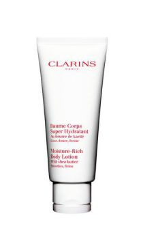 Body Lotion Clarins Moisture Rich