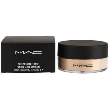 Pó Facial Mac Select Sheer - NC42 8 grs