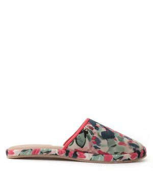 Chinelo Piccadilly multicor Rosa - 41/42