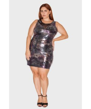 Vestido Beautiful Plus Size