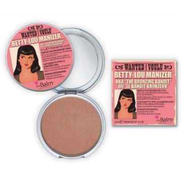 Pó Bronzeador The Balm Betty-Lou Manizer