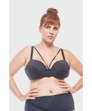 Sutiã Strappy Plus Size
