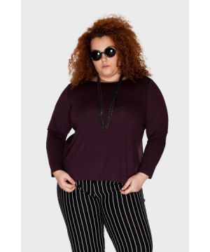 Blusa Eternity Plus Size