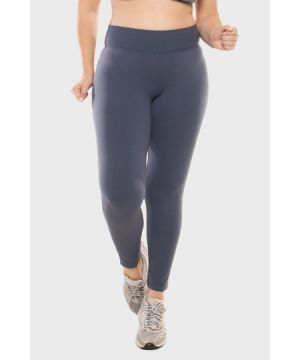 Calça Legging Lisa Fitness Plus Size