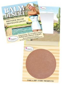 Blush e Bronzer The Balm Desert