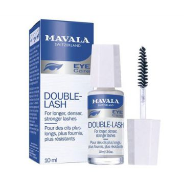 Gel Fortalecedor de Cílios Double Lash Incolor 10ml