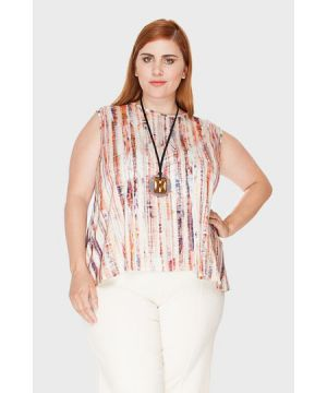 Regata Ampla Plus Size