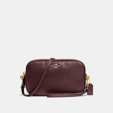 Bolsa Crossbody Clutch Coach