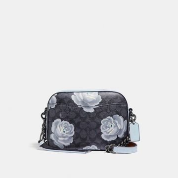 Bolsa Camera Rose Coach