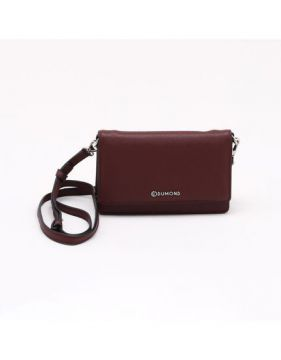 Carteira Burgundy - P - Dumond