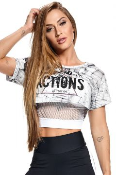 Cropped Actions