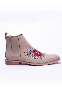 Chelsea Boots Roses