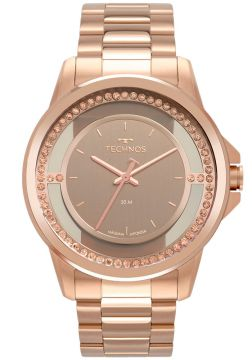 Relógio Technos Feminino Trend Rosé 2039ch/4j - Time Center