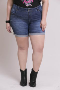Short Plus Size Jeans