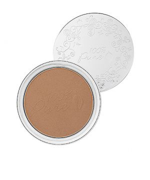 Healthy Face Powder Foundation W/sun Protection 100% Pure