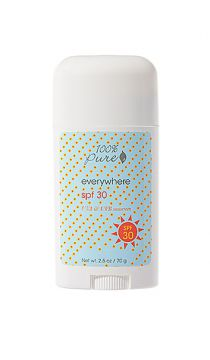 Everywhere Body Stick Spf30 100% Pure