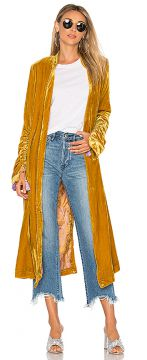 Casaco Tipo Duster Dhalia Free People