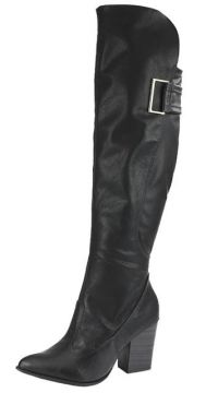 Bota Ramarim Over the Knee Preto