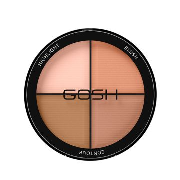 Blush Contourn Strobe 001 Light 15g - Gosh Copenhagen