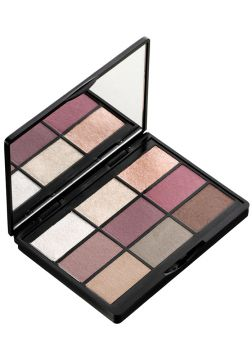 Paleta De Sombras 9 Shades 001 To Enjoy In New York 12g - Go