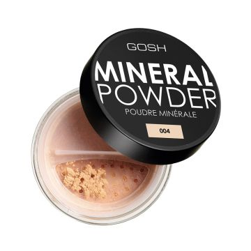 Pó Facial Mineral Powder 004 Natural 8g - Gosh Copenhagen