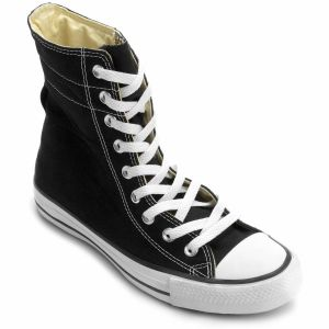 Tênis Converse All Star CT AS Hi-Rise Feminino Preto