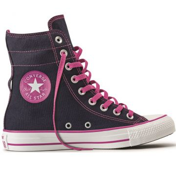 Tênis Converse All Star CT AS Hi-Rise Cano Alto Casual Femi