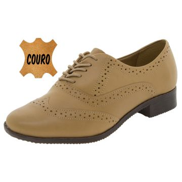 Sapato Feminino Oxford Natural Bottero - 272901