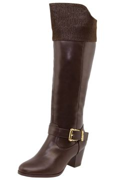 Bota Feminina Over Knee Marrom Mooncity - 77807