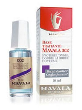 Base Protetora Para as Unhas 002 - Mavala 10 ml
