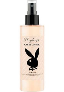 Body Mist Spray Corporal Play It Lovely - Playboy 200 ml
