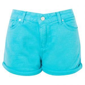 Short moletom color Bobstore - azul