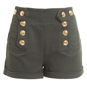 Shorts Mixed sarja forest - verde