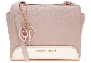 Bolsa shoulder specchio - rose