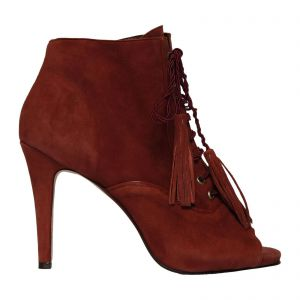 Ankle boot Valentina - marrom