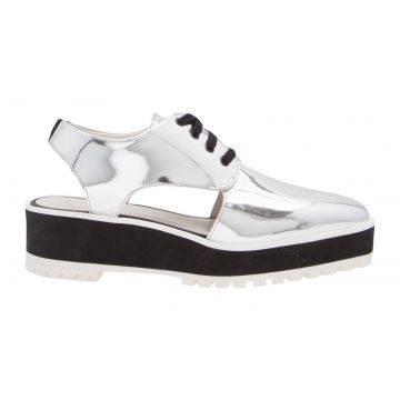 Oxford Summer Specchio - Prata - Vinci Shoes