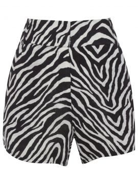 Short Fiorella Bk Laura - Animal Print - Vix