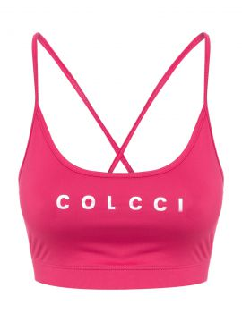 Top Estampado - Rosa - Colcci Fitness