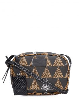 Bolsa Crossbody New Triangle - Preto - Schutz