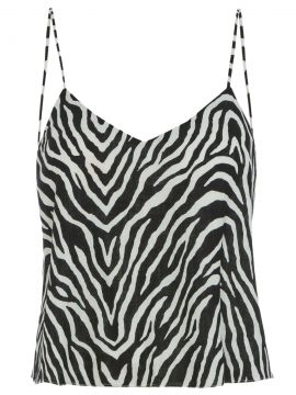 Top Fiorella Bk Candice - Animal Print - Vix