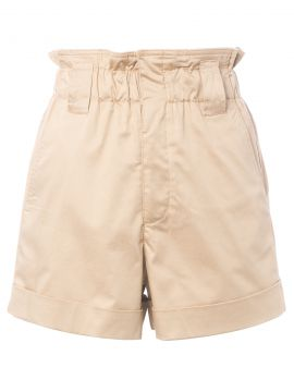Short Paquera Color - Bege - Animale