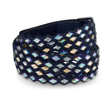 Pulseira Power Collection - Azul - Swarovski