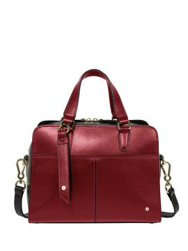 Bolsa Bowling Bag My Chain - Vinho - Samsonite