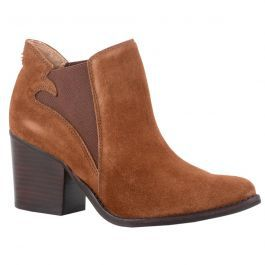 Ankle boot marrom - Jorge Bischoff