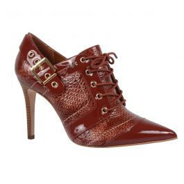 Ankle boot mogno I18 - Jorge Bischoff