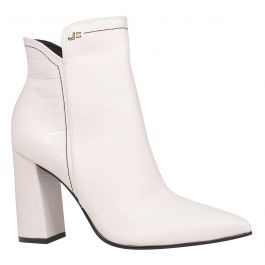 Ankle boot off white I18 - Jorge Bischoff