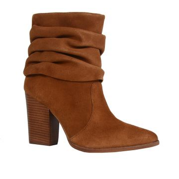 Bota Caramelo Slouch Boot - Jorge Bischoff